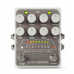 Electro Harmonix Platform Stereo Compressor / Limiter Pedalı