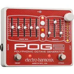 Electro Harmonix POG2 Octave Pedalı