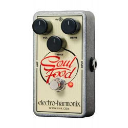 Electro Harmonix Soul Food Booster Pedal