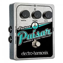 Electro Harmonix Stereo Pulsar Tremolo Pedalı