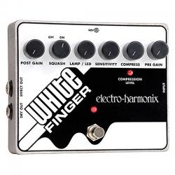 Electro Harmonix White Finger XO Analog Optical Compressor Pedalı