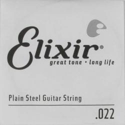 Elixir 022 Nanoweb Tek Elektro Gitar Teli (22)