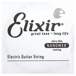 Elixir Nanoweb Coating Elektro Gitar Teli  (.052)