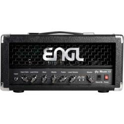 Engl E315 GigMaster 15W Lambalı Elektro Gitar Kafa Amfi (Siyah)
