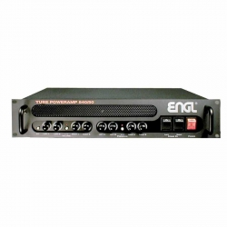 Engl E840/50 Tube 2x50W Stereo Rack Power Amfi