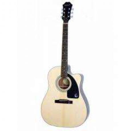 Epiphone AJ-100CE Akustik Gitar (Natural)<br>Fotoğraf: 1/1