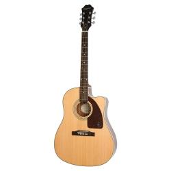 Epiphone AJ-210CE Elektro akustik Gitar (Natural)