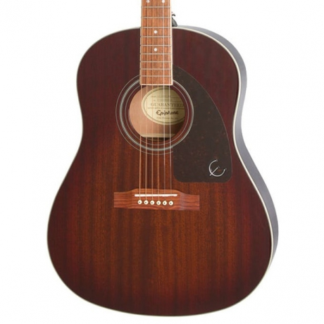 Epiphone AJ-220S Akustik Gitar (Mahogany Burst)<br>Fotoğraf: 2/2