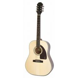 Epiphone AJ220S Solid Top Akustik Gitar (Natural)
