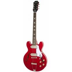 Epiphone Casino Coupe Elektro Gitar (Cherry)