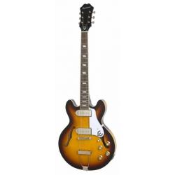 Epiphone Casino Coupe Elektro Gitar (Vintage Sunburst)