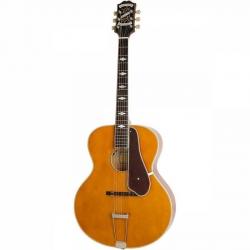 Epiphone De Luxe Hollow-Body Vintage Natural Elektro Gitar