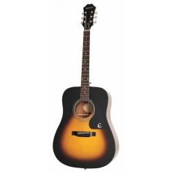 Epiphone DR-100 Akustik Gitar (Vintage Sunburst)