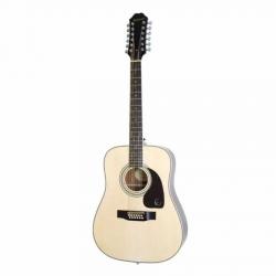 Epiphone DR-212 12 Telli Akustik Gitar (Natural)