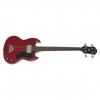 Epiphone EB-0 Chrome Hardware Bas Gitar (Cherry)<br>Fotoğraf: 2/3