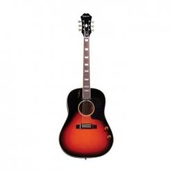 Epiphone EJ-160 John Lennon Signature Elektro Akustik Gitar (Vintage Cherry S...