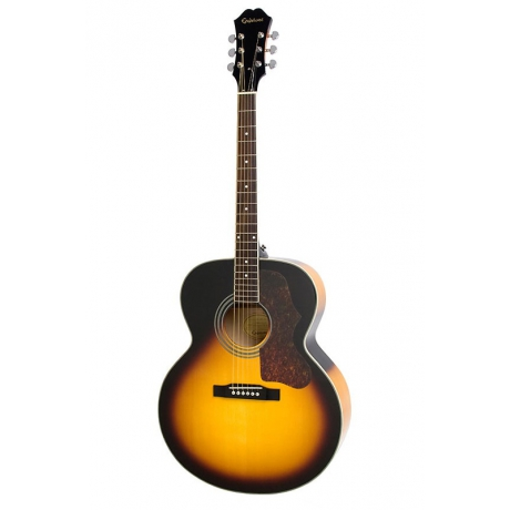 Epiphone EJ-200 Artist Akustik Gitar (Vintage Sunburst)<br>Fotoğraf: 1/2
