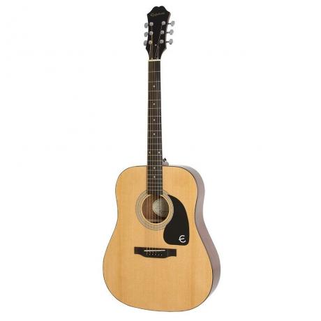 Epiphone FT-100 Player Pack Akustik Gitar Seti (Natural)<br>Fotoğraf: 2/5