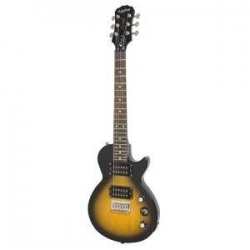 Epiphone Les Paul Express Mini Elektro Gitar (Vintage Sunburst)