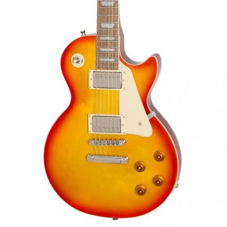 Epiphone Les Paul Standard Elektro Gitar (Faded Cherry Sunburst)<br>Fotoğraf: 2/2