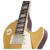 Epiphone Les Paul Standart Elektro Gitar (Metallic Gold)<br>Fotoğraf: 3/4