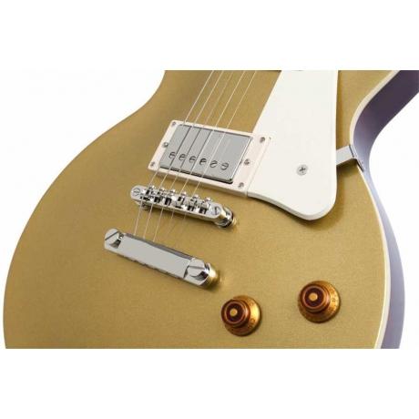 Epiphone Les Paul Standart Elektro Gitar (Metallic Gold)<br>Fotoğraf: 4/4
