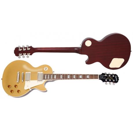 Epiphone Les Paul Standart Elektro Gitar (Metallic Gold)<br>Fotoğraf: 2/4