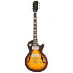 Epiphone Les Paul Standart Florentine Pro Elektro Gitar (Vintage Sunburst)