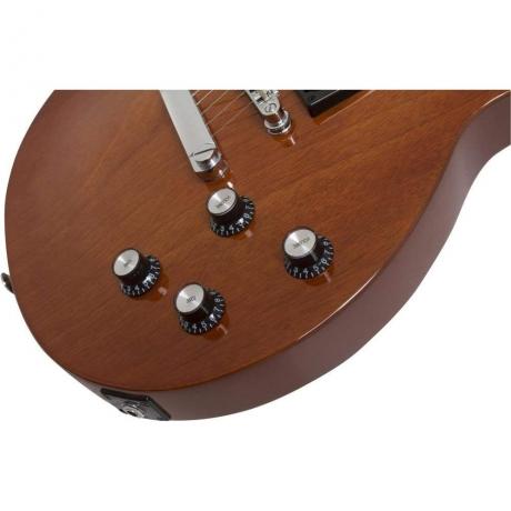 Epiphone Les Paul Studio LT Elektro Gitar (Walnut)<br>Fotoğraf: 3/8