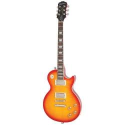 Epiphone Les Paul Tribute Plus Outfit 1960's Elektro Gitar (Faded Cherry)