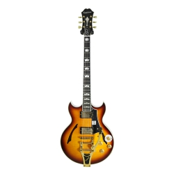 Epiphone Limited Edition Johnny A. Signature Outfit Elektro Gitar (Sunset Glow)