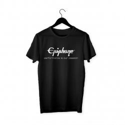 Epiphone Logo T-Shirt (Siyah)