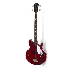 Epiphone Ltd Ed 20th Ann Jack Casady Outfit Bas Gitar (Wine Red)