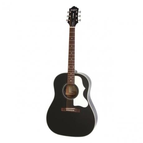 Epiphone Masterbilt AJ-45ME Elektro Akustik Gitar (Ebony)<br>Fotoğraf: 1/1