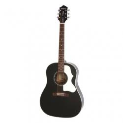 Epiphone Masterbilt AJ-45ME Elektro Akustik Gitar (Ebony)