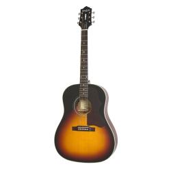 Epiphone Masterbilt AJ-45ME Elektro Akustik Gitar (Vintage Sunburst)