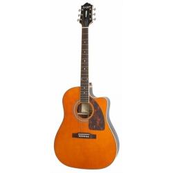 Epiphone Masterbilt AJ-500RCE Elektro Akustik Gitar (Natural Satin)
