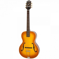 Epiphone Masterbilt Century Collection Olympic Elektro Gitar (Honey Burst)