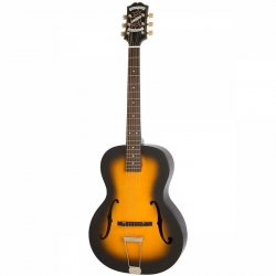 Epiphone Masterbilt Century Collection Olympic Elektro Gitar (Vintage Burst)