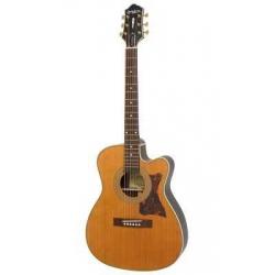 Epiphone Masterbilt EF-500RCCE Elektro Akustik Gitar (Natural)