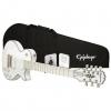 Epiphone Matt Heafy Snofall Les Paul Custom 7-Telli Elektro Gitar (Alpine White)<br>Fotoğraf: 7/7