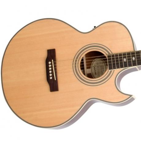 Epiphone PR5-E Elektro Akustik Gitar<br>Fotoğraf: 3/4