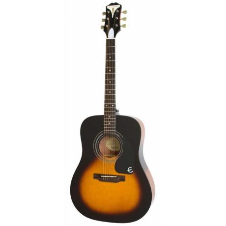 Epiphone Pro-1 Akustik Gitar (Vintage Sunburst)<br>Fotoğraf: 1/1
