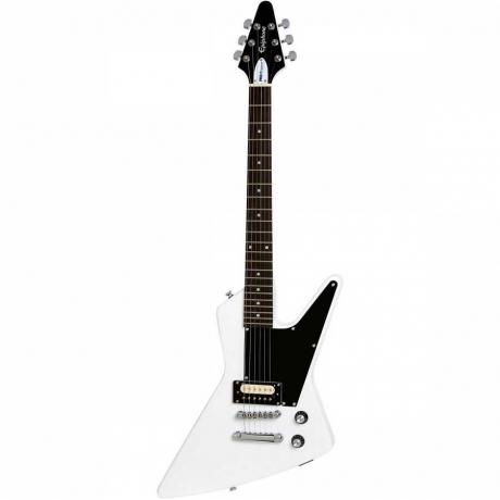 Epiphone Pro-1 Explorer Elektro Gitar Seti (Alphine White)<br>Fotoğraf: 2/4