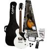 Epiphone Pro-1 Les Paul Jr. Elektro Gitar Seti (Alphine White)<br>Fotoğraf: 1/8