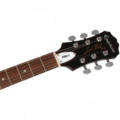 Epiphone Pro-1 Les Paul Jr. Elektro Gitar Seti (Vintage Sunburst)<br>Fotoğraf: 7/9