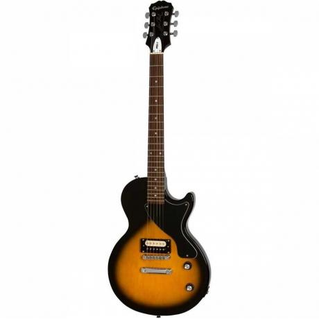 Epiphone Pro-1 Les Paul Jr. Elektro Gitar Seti (Vintage Sunburst)<br>Fotoğraf: 2/9