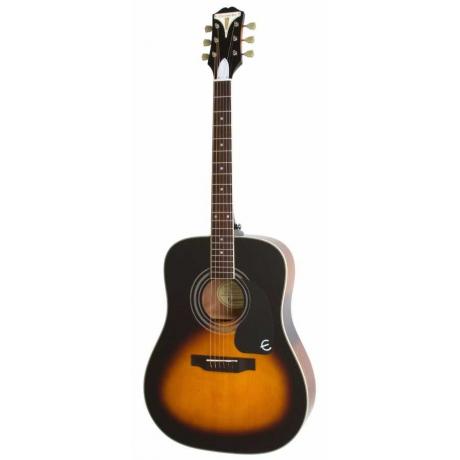 Epiphone Pro-1 Plus Akustik Gitar (Vintage Sunburst)<br>Fotoğraf: 1/1
