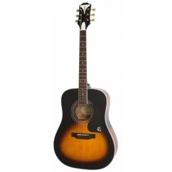 Epiphone Pro-1 Plus Akustik Gitar (Vintage Sunburst)