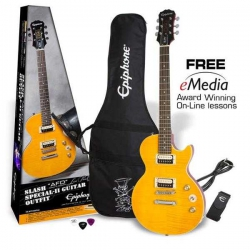 Epiphone Slash AFD Les Paul Special II Outfit Elektro Gitar Seti